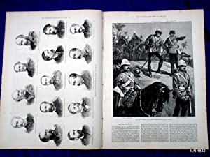 The Illustrated London News, 12 August 1882. War in Egypt, Alexandria.: The Illustrated London News...
