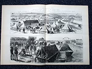 The Illustrated London News, 23 September 1882. The War in Egypt,.: The Illustrated London News,