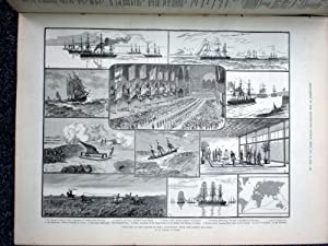 The Illustrated London News, 11 November 1882. FLOODING at Canterbury, & Twickenham, & in ...