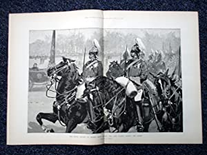 The Illustrated London News, 25 November 1882. Royal Review of Troops Returned from Egypt. Poultry ...