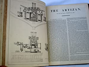 The Artizan. A Monthly Journal of the Operative Arts. Vol I New Series, Jan to Dec 1845.