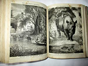 The Children's Treasury and Advocate of the Homeless and Destitute. An Illustrated Magazine ...