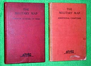 The MILITARY MAP, French School of War + The MILITARY MAP Part II ( Additional Chapters ) Elements ...
