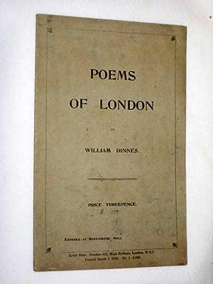 Poems of London: Dinnes, William.