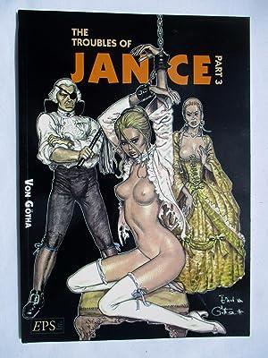 The Troubles of Janice: Pt. 3: Gotha, Erich von