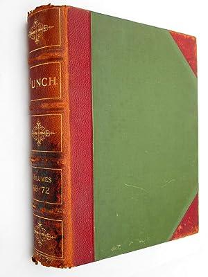 PUNCH or The London Charivari, 1875, 1876,: Punch.