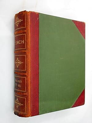 PUNCH or The London Charivari, 1879, 1880,: Punch.