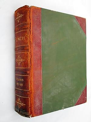 PUNCH or The London Charivari, 1883, 1884,: Punch.