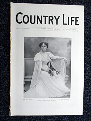 Country Life. No. 657, 7th August 1909.: Country Life