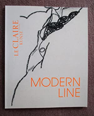 Modern Line. New Acquisitions, Works on Paper, Sculptures, Paintings.