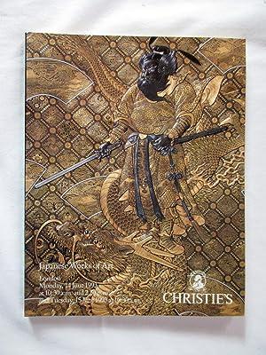 Japanese Works of Art. 14 June 1993,: Christie's, Christie, Manson