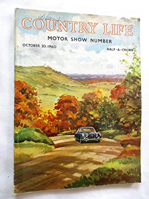 Country Life Magazine. MOTOR SHOW NUMBER. 20: Country Life.