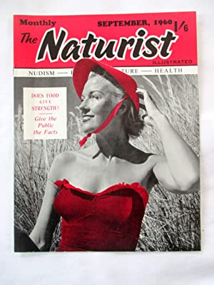 The Naturist. Nudism, Physical Culture, Health. September: Naturist