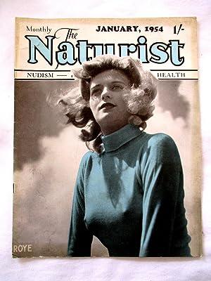 The Naturist. Nudism, Physical Culture, Health. January: Naturist