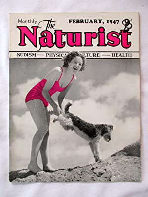 The Naturist. Nudism, Physical Culture, Health. February: The Naturist