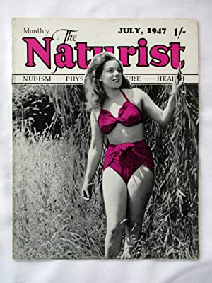The Naturist. Nudism, Physical Culture, Health. July: The Naturist