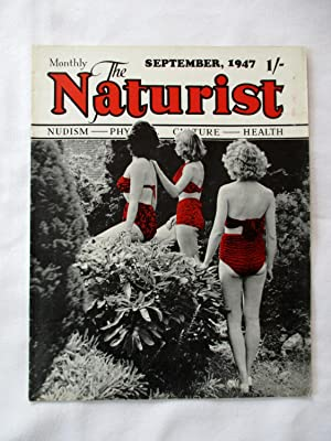 The Naturist. Nudism, Physical Culture, Health. September: The Naturist