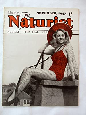 The Naturist. Nudism, Physical Culture, Health. November: The Naturist