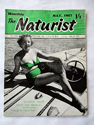 The Naturist. Nudism, Physical Culture, Health. May: The Naturist