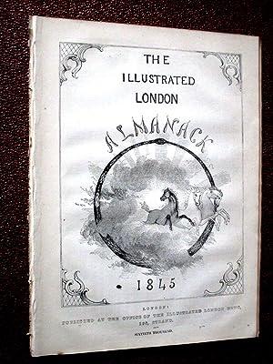 The Illustrated London Almanack, 1845. ( Almanac.)