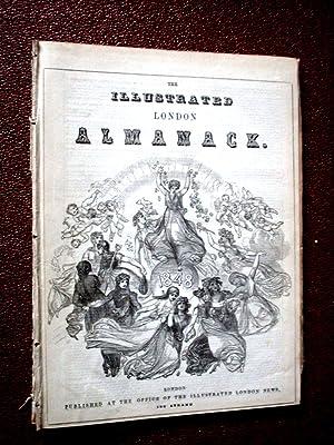 The Illustrated London Almanack, 1848. ( Almanac.)