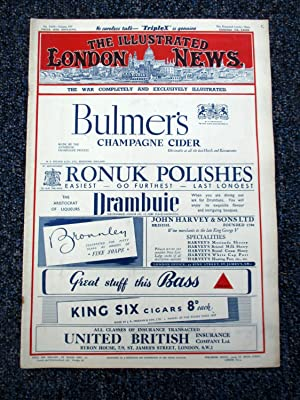 The Illustrated London News, October 12, 1940.: The Illustrated London