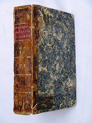 The Gentleman's Magazine and Historical Chronicle for: Urban, Sylvanus.