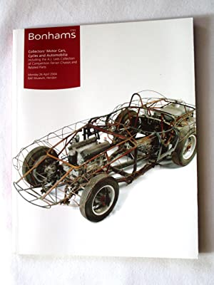 Collectors Motor Cars, Cycles and Automobilia including: Bonhams