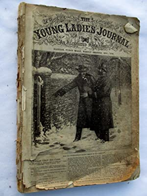 The Young Ladies Journal, an Illustrated Magazine.: Harrison, Edward.