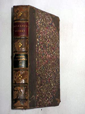 MARTIN CHUZZLEWIT Vol III. Works of Charles Dickens, New Household Edition, Fully Illustrated from ...