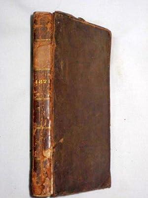 Seren Gomer neu Gyfrwng Gwybodaeth Gyffredinol Idd Cymry, Am y Flwyddyn. 1821. Star of Gomer. 12 ...