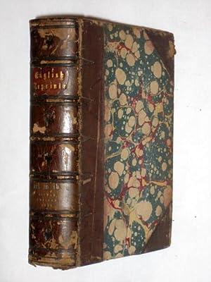 Alex Murray's English Reprints. The Scholemaster, Criticism of Milton's Paradise Lost, ...