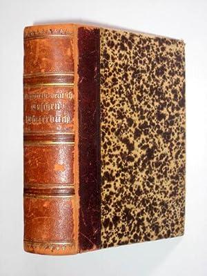 HANDWORTERBUCH der NEUGRIECHISCHEN und DEUTSCHEN SPRACHE (Modern Greek - German Dictionary, 1881)