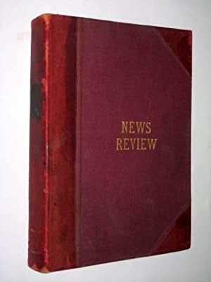 News Review. The First British Newsmagazine. (26 Wartime Issues Bound). Issue of 7th March 1940 to ...