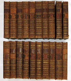 BELL'S BRITISH THEATRE, Consisting of the Most Esteemed English Plays. Complete 20 Volume Set ...