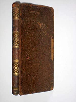 The Poetical Works of NICHOLAS ROWE Vol I of 4. With The Life of The Author by Samuel Johnson. in ...