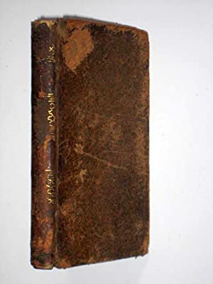The Poetical Works of DAVID MALLET With The Life of The Author by Samuel Johnson. in The Poets of ...