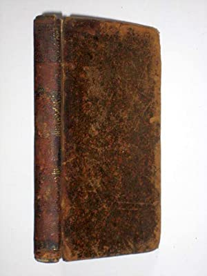 The Poetical Works of JOHN CUNNINGHAM, With The Life of The Author by Samuel Johnson. in The Poets ...
