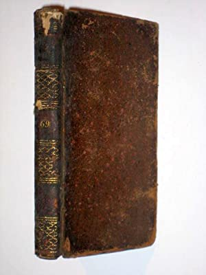 The Poetical Works of ISAAC WATTS, Vol III of 3.With The Life of The Author by Samuel Johnson. in ...