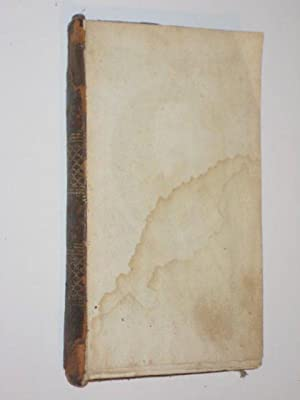 The Poetical Works of WILLIAM BROOME, With The Life of The Author by Samuel Johnson. in The Poets ...