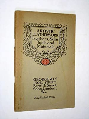 George & Co Artistic Leatherwork, Leathers, Skins,: George & Co