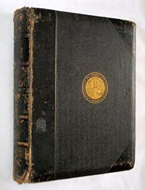 The PRINCETON BOOK A Series of Sketches Pertaining to History, Organization and Present Condition ...