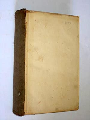 The Annual Register or a View of the History, Politics and Literature of the Year 1807.
