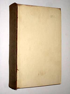 The Annual Register or a View of the History, Politics and Literature of the Year 1822