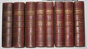 BLACKWOOD'S EDINBURGH MAGAZINE, 181 & 182. Vol. CLXXXI & CLXXXII, May to August 1907.:...