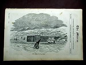 The Mirror of Literature.Amusement and Instruction.1840 No: J. Limbird