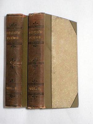 Poems of Thomas Hood. Complete Two Volume: Hood, Thomas