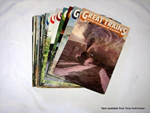 Great Trains. Sequel to History of Railways Parts 1,2,3,4,5,6,7,8,9,10,11,,...