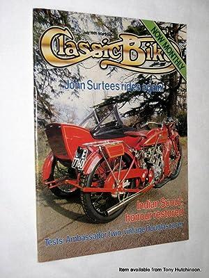 "Classic Bike, Monthly Magazine, July 1981, """