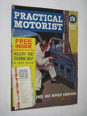 PRACTICAL MOTORIST Monthly Magazine. August 1964. (